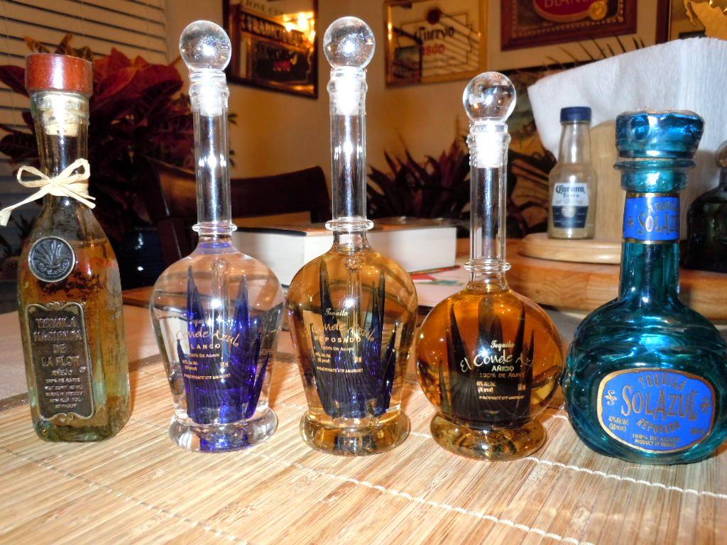 Mini Liquor Bottles As Wedding Favors